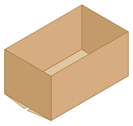 Pantero_Half-Slotted-Container